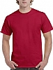 Camiseta Ultra Cotton Gildan - Cherry Red