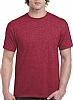 Camiseta Ultra Cotton Gildan - Heather Cardinal