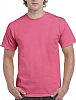 Camiseta Ultra Cotton Gildan - Safety Pink