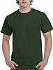 Camiseta Ultra Cotton Gildan - Forest Green