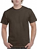 Camiseta Ultra Cotton Gildan - Dark Chocolate