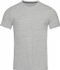 Camiseta Hombre Clive Stedman - Grey Heather