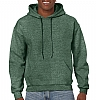 Color Heather Sport Dark Green
