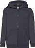 Sudadera Infantil Capucha Classic Fruit Of The Loom - Deep Navy