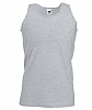 Camiseta Fruit of the Loom Atleta - Gris Jaspeado