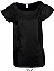 Camiseta Marylin Sols - Negro