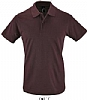 Polo Hombre Sols Perfect - Oxblood Jaspeado