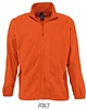 Forro Polar North Sols - Naranja