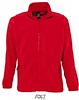Forro Polar North Sols - Rojo