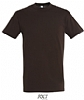 Camiseta Regent Sols - Chocolate