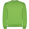 Sudadera Clasica Roly - verde Oasis 114