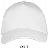 Gorra Long Beach Sols - Blanco