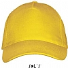 Gorra Long Beach Sols - Amarillo