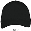 Gorra Long Beach Sols - Negro