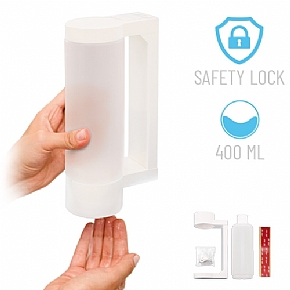 Dispensador Hidrogel de Pared Michel marca Cifra