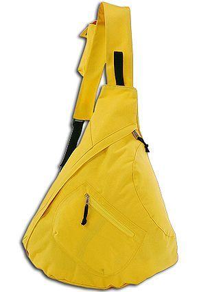 bandolera amarillo merchandising empresas regalo