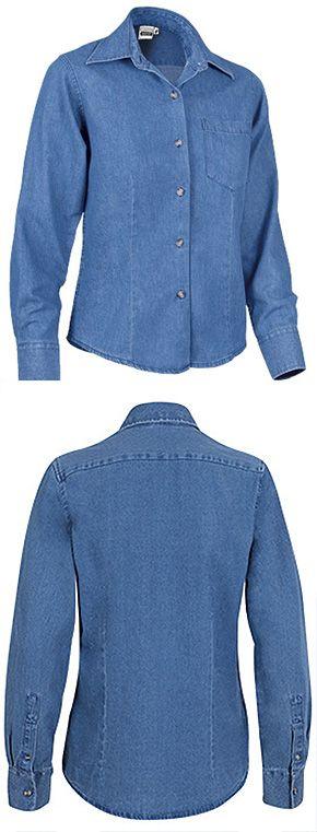 e6986d78d Camisa Vaquera Mujer Panter Valento - Camisas Valento - Ecamisetas