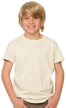 Camisetas Infantil Algodón Orgánico Fruit of the Loom marca Fruit of the Loom
