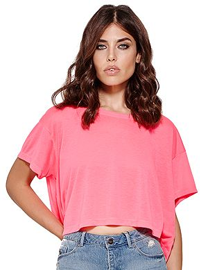 Camiseta Fluor Cella Mujer Roly marca Roly