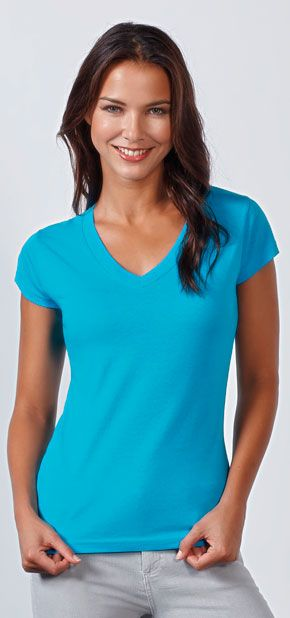 Camiseta Victoria Mujer Roly marca Roly