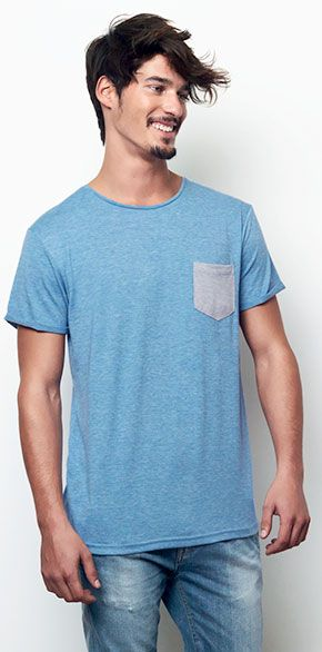 Camiseta Sublimacion Pocket Nath marca Nath