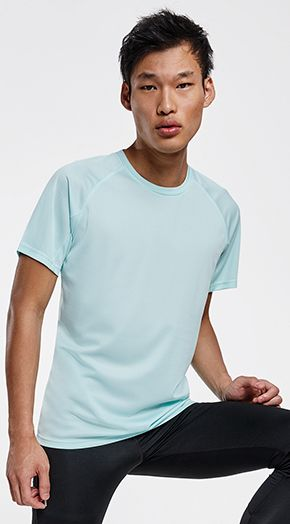 Camiseta Tecnica Hombre Bahrain Roly marca Roly