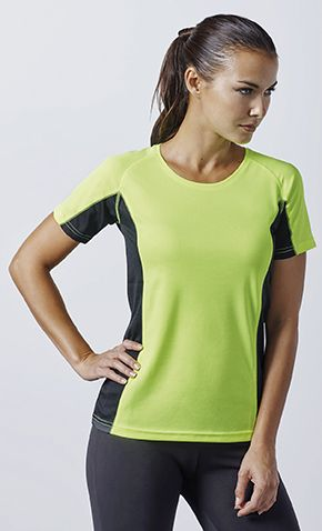 Camiseta Tecnica Shanghai Mujer Roly marca Roly