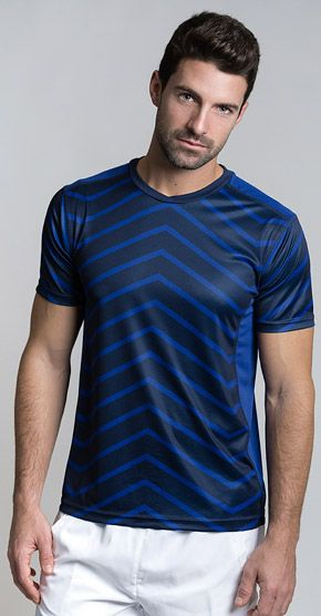 Camiseta Tecnica Iron Acqua Royal marca Acqua Royal