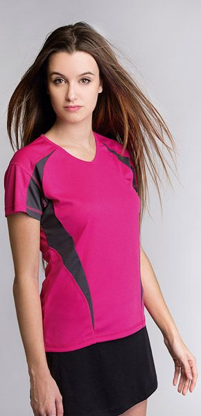 Camiseta Tecnica Fitness Mujer Acqua Royal marca Acqua Royal