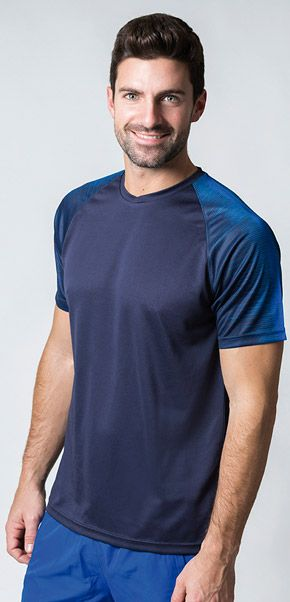 Camiseta Tecnica Epic Aqua Royal
