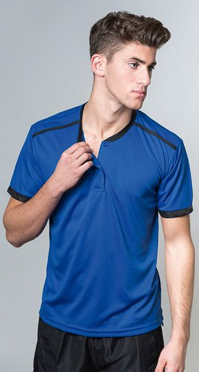 Camiseta Tecnica Mao Aqua Royal
