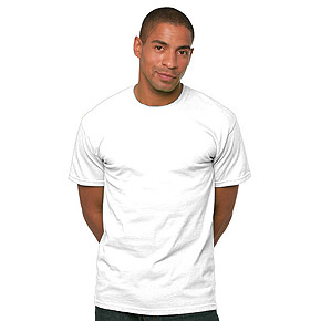 Camiseta Fruit of the Loom Heavy T Blanco marca Fruit of the Loom