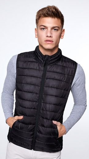 Chaleco Acolchado Hombre Oslo Roly marca Roly