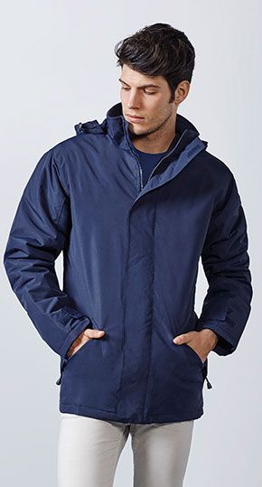 Parka Europa Hombre Roly marca Roly