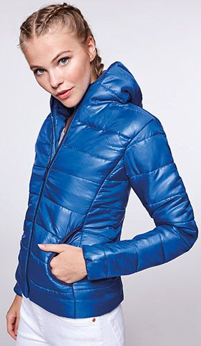 Chaqueta Groenlandia Mujer Roly marca Roly