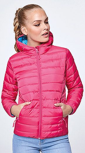 Chaqueta Acolchada Mujer Norway Roly marca Roly