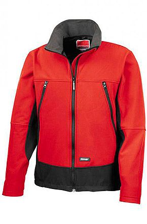 Chaqueta Soft Shell Activity Result marca Result