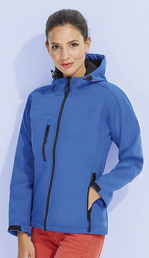 Chaqueta Soft Shell Replay Women Sols