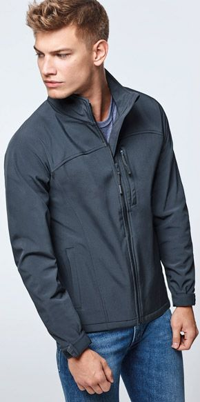 Chaqueta SoftShell Hombre Rudolph Roly marca Roly