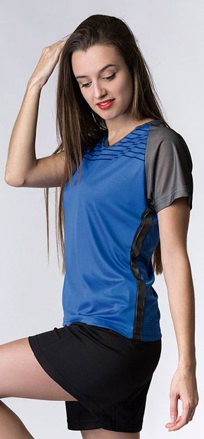 Camiseta Tecnica Potenza Woman Acqua Royal marca Acqua Royal