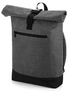 Mochila Roll-Top Bagbase marca Bag Base