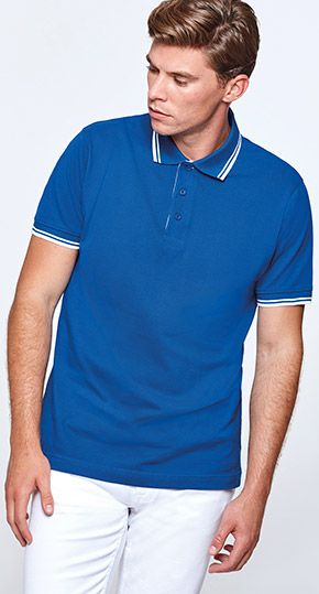 Polo Hombre Montreal Roly marca Roly