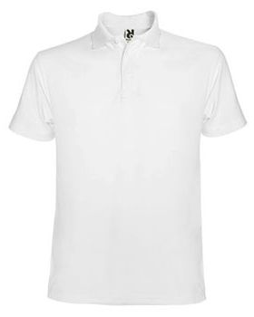 Polo Blanco Austral Roly marca Roly