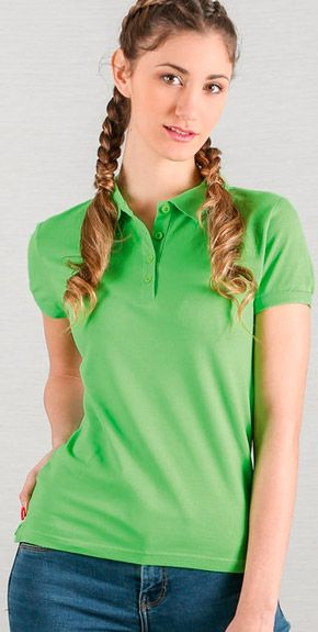 Polo Mujer Star Anbor marca ANB