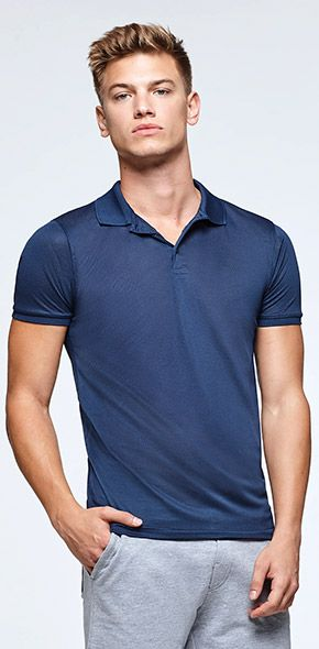 Polo Tecnico Hombre Silverstone Roly marca Roly