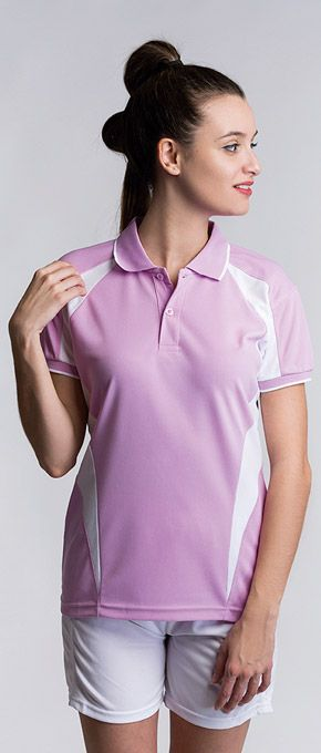 Polo Tecnico Woman Acqua Royal marca Acqua Royal