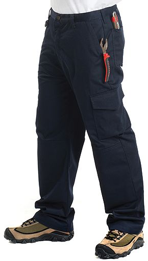 Pantalon Laboral Protect Roly marca Roly