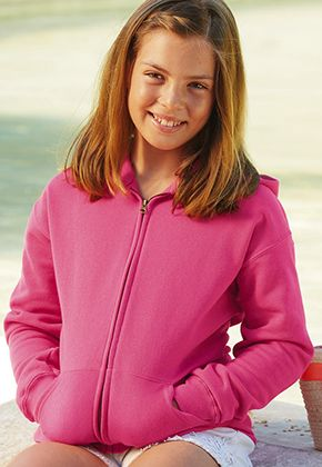 Sudadera Infantil Capucha Classic Fruit Of The Loom marca Fruit of the Loom