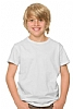 Camiseta Valueweight Infantil Blanco