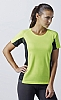 Camiseta Tecnica Shanghai Mujer Roly